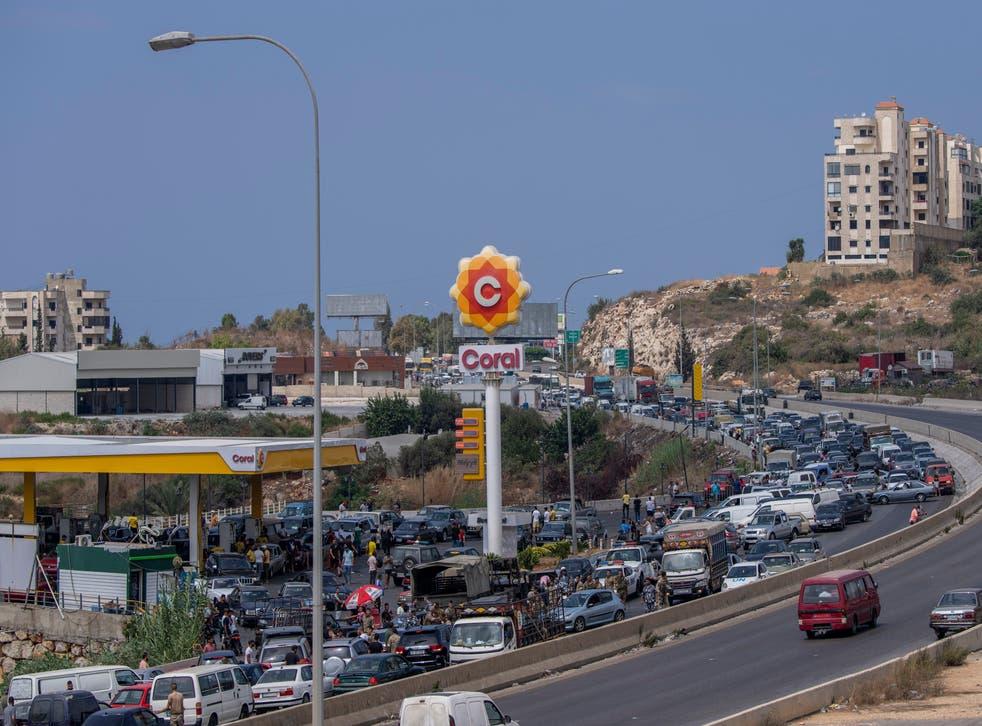 Lebanon Fuel Crisis
