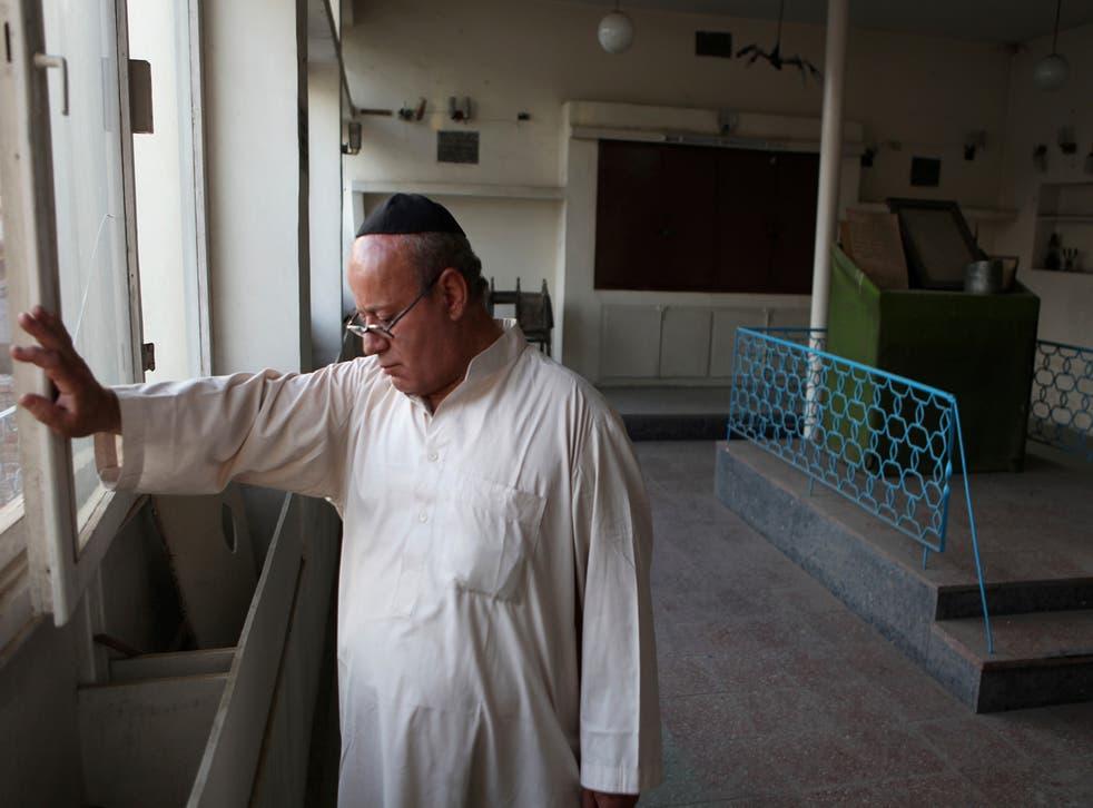 Afghanistan Last Jew Leaves