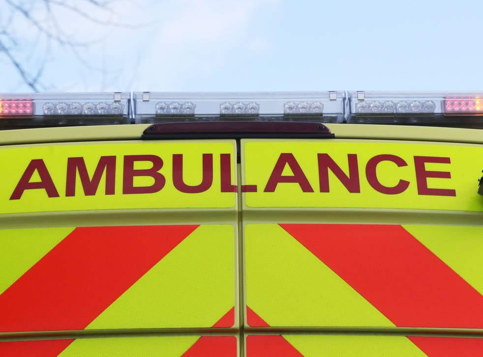 <p>The child, who has not been named, was reportedly found unconscious by paramedics before being rushed to hospital </p>