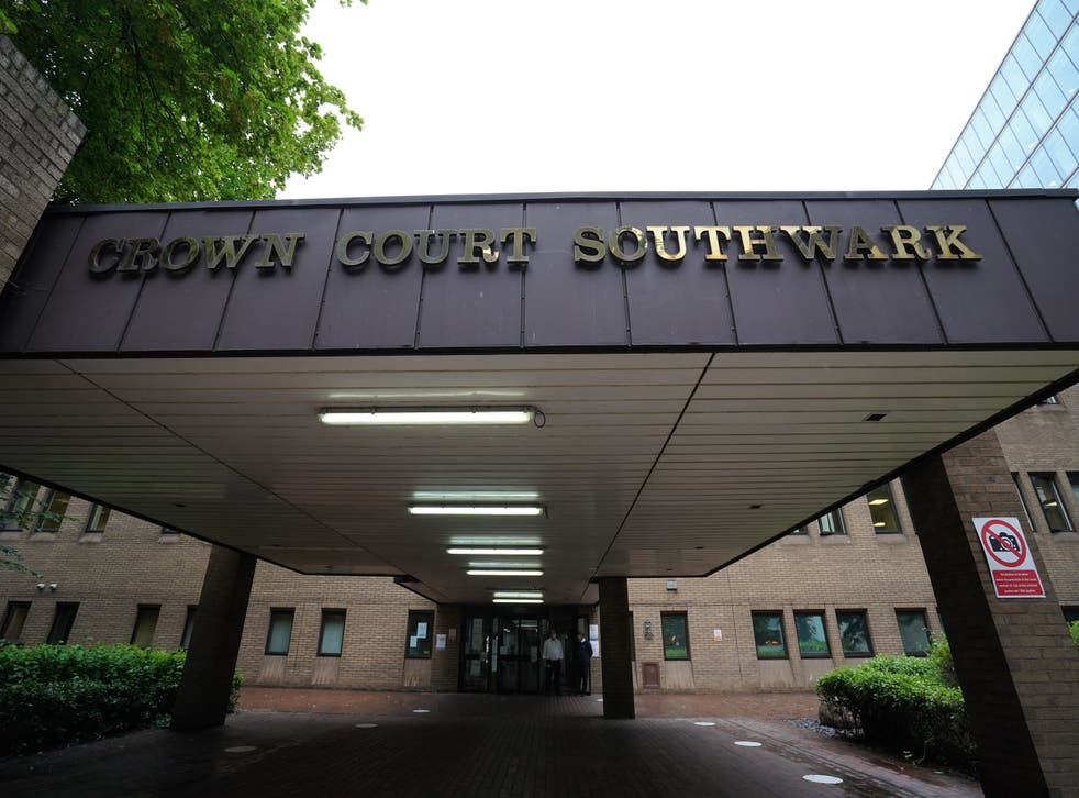 <p>Crown courts in England and Wales now have a backlog of almost 60,000 cases</p>