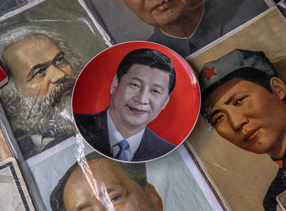 <p>President Xi's efforts to crack down on various sectors are described as 'comprehensive and imposing' </p>