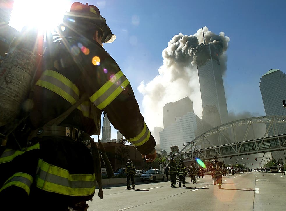 <p>Around 3,000 people were killed on 9/11, including more than 400 firefighters and emergency responders</p>
