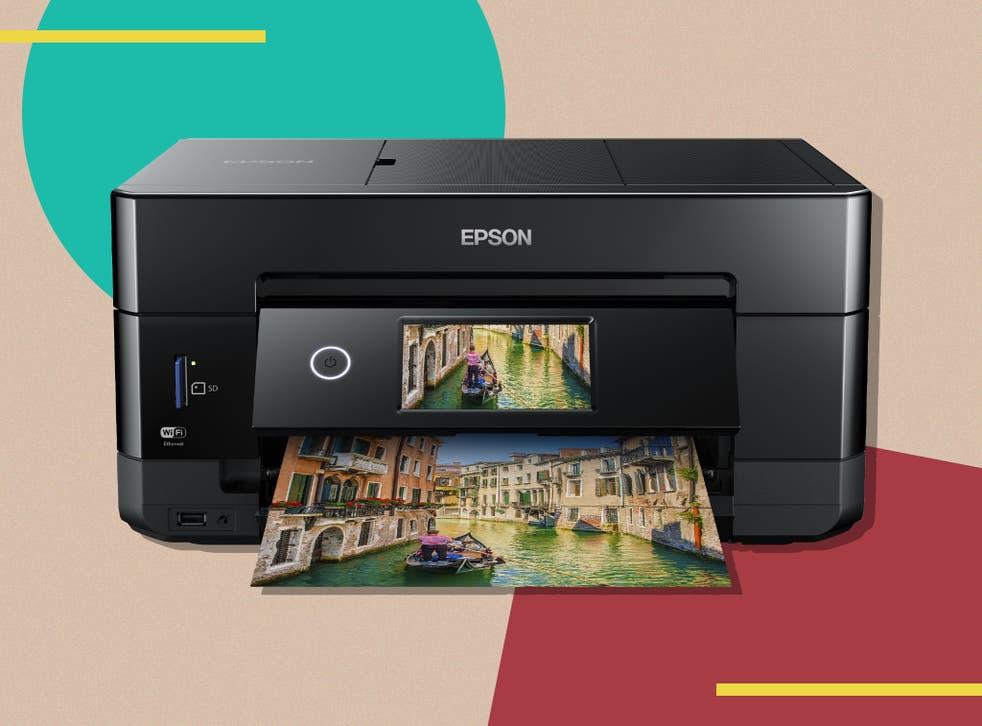 <p>We put the premium printer through its paces</p>