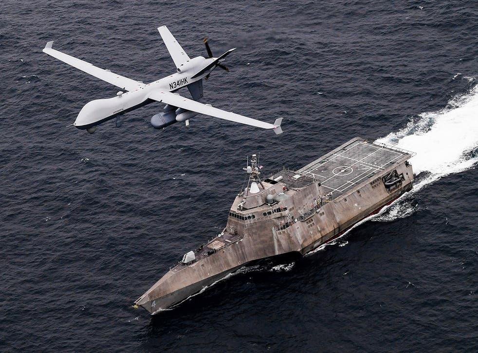 Mideast US Navy