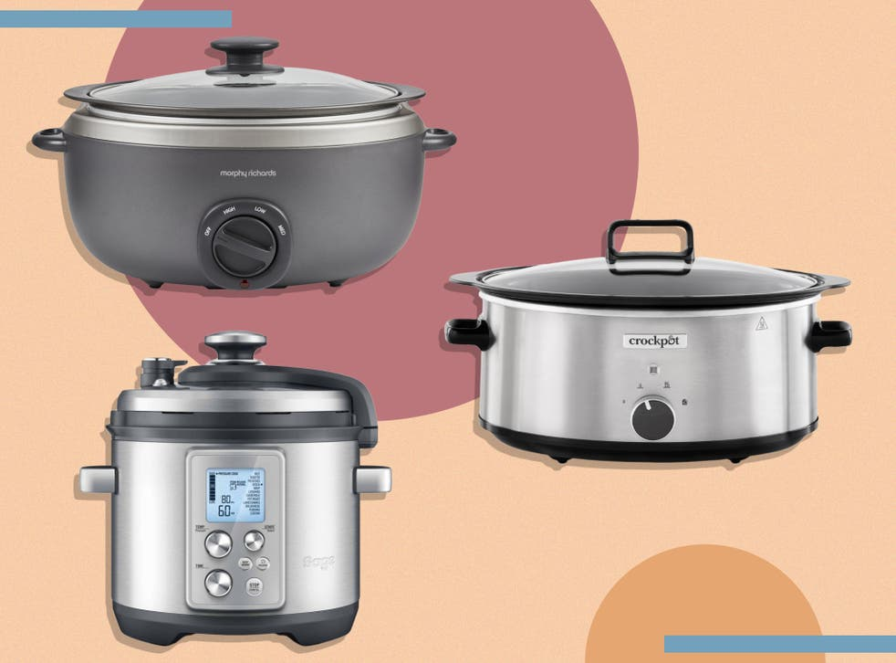 <p>A slow cooker with a capacity of 3.5l or more should serve four people comfortably </p>