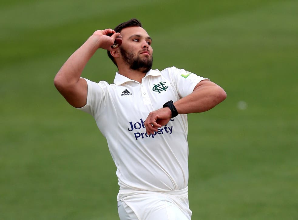<p>Nottinghamshire's Dane Paterson claimed four wickets (Mike Egerton/PA)</p>