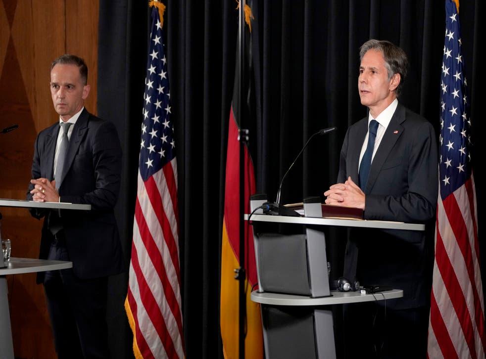 Germany US Afghanistan