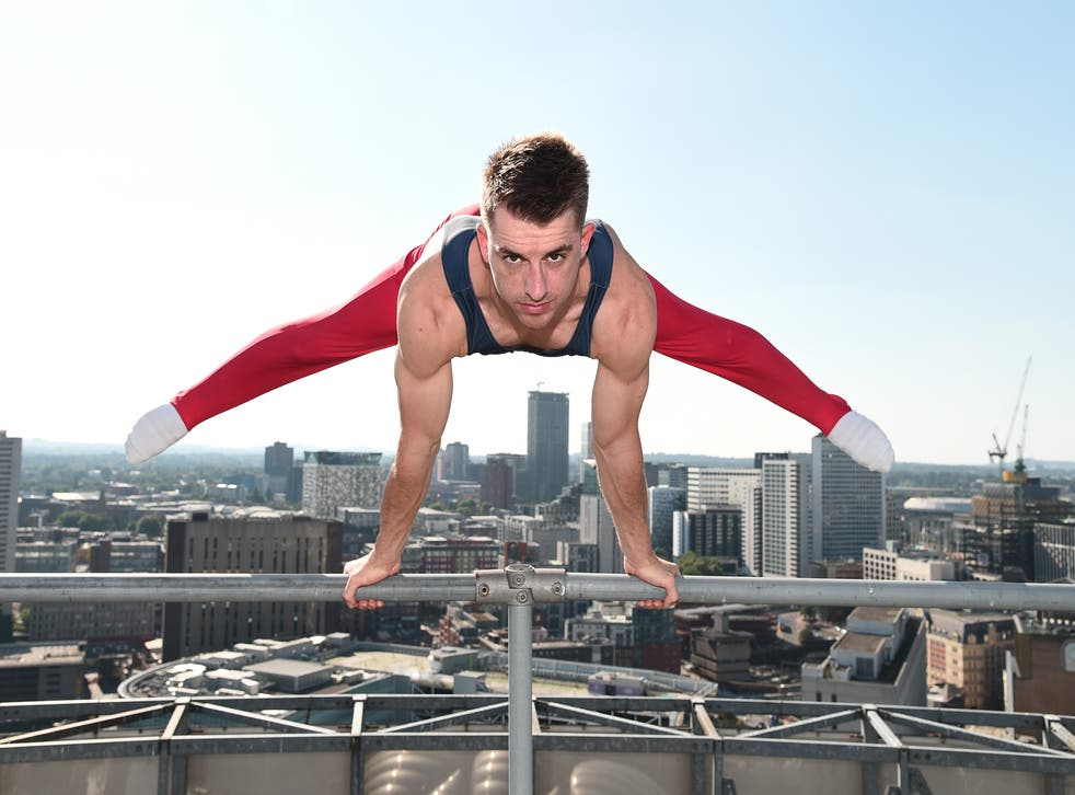 <p>Max Whitlock: 'I was the most nervous I've ever been in my life'</p>