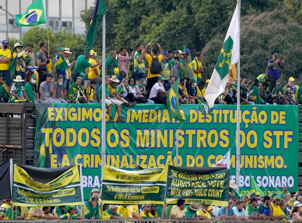 BRASIL-BOLSONARO-PODER JUDICIAL