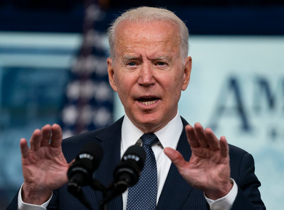 <p>President Joe Biden has asked 11 Trump appointees to boards advising military service to step down – or be sacked</p>
