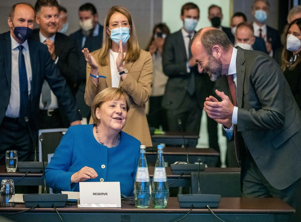 <p>Angela Merkel bows out after 16 years at the top in Germany </p>