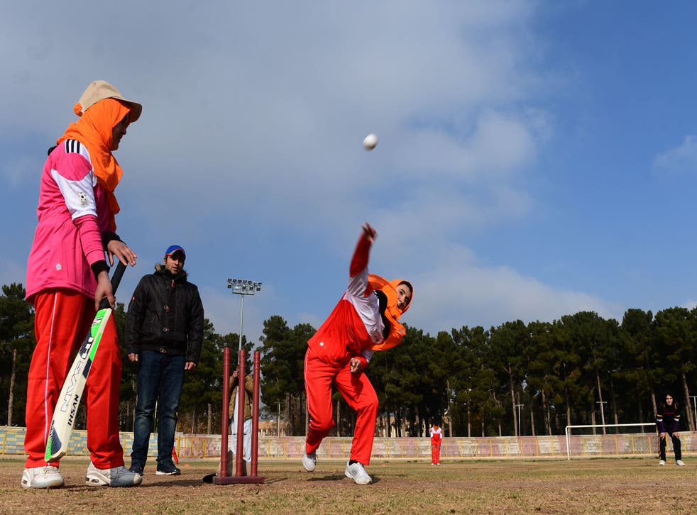 <p>The Taliban will reportedly prevent women from playing sport</p>
