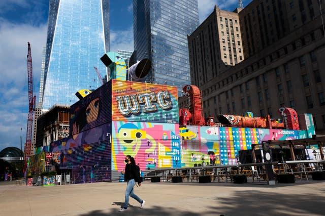 Sept 11 Ground Zero