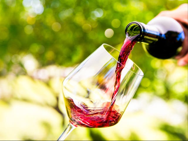 <p>Alcohol-free wine 'has same heart benefits as normal wine'</p>