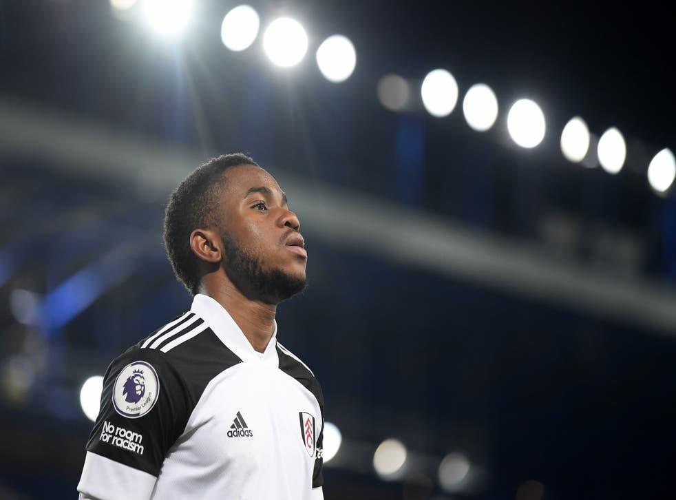 Ademola Lookman joined Leicester on loan (Michael Regan/PA)