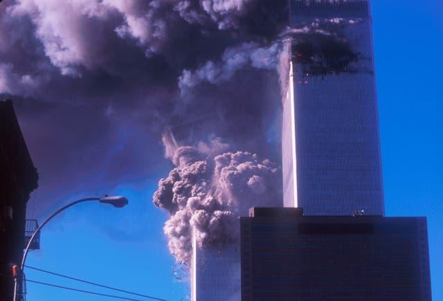 Sharon Premoli estaba en el piso 80 de la Torre Norte cuando el terror golpeó