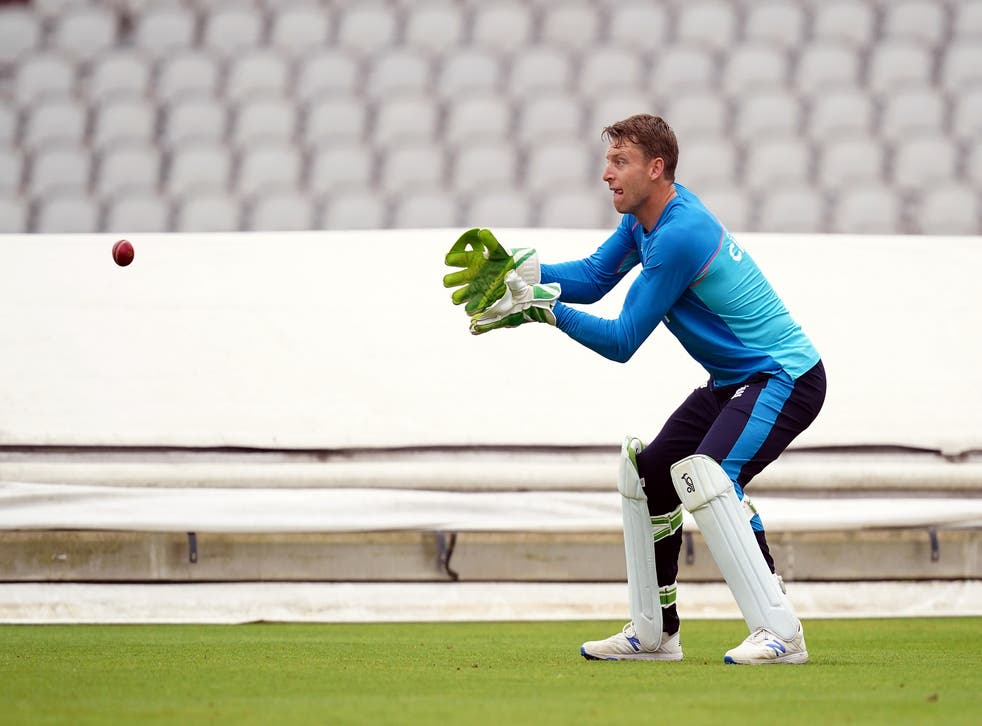 <p>Jos Buttler is back in the side for the fifth Test </p>