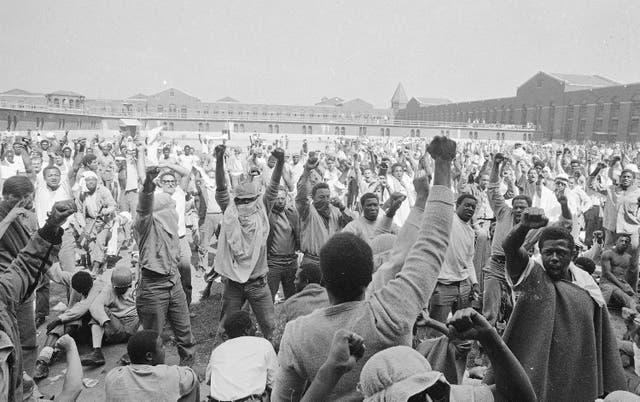 <p>Attica Prison Uprising 50th Anniversary</p>