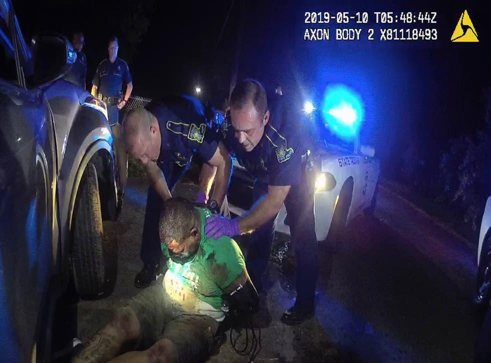 LUISIANA ABUSOS POLICIALES