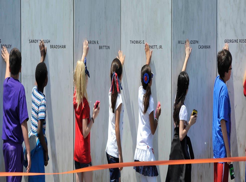 Sept 11 In Schools