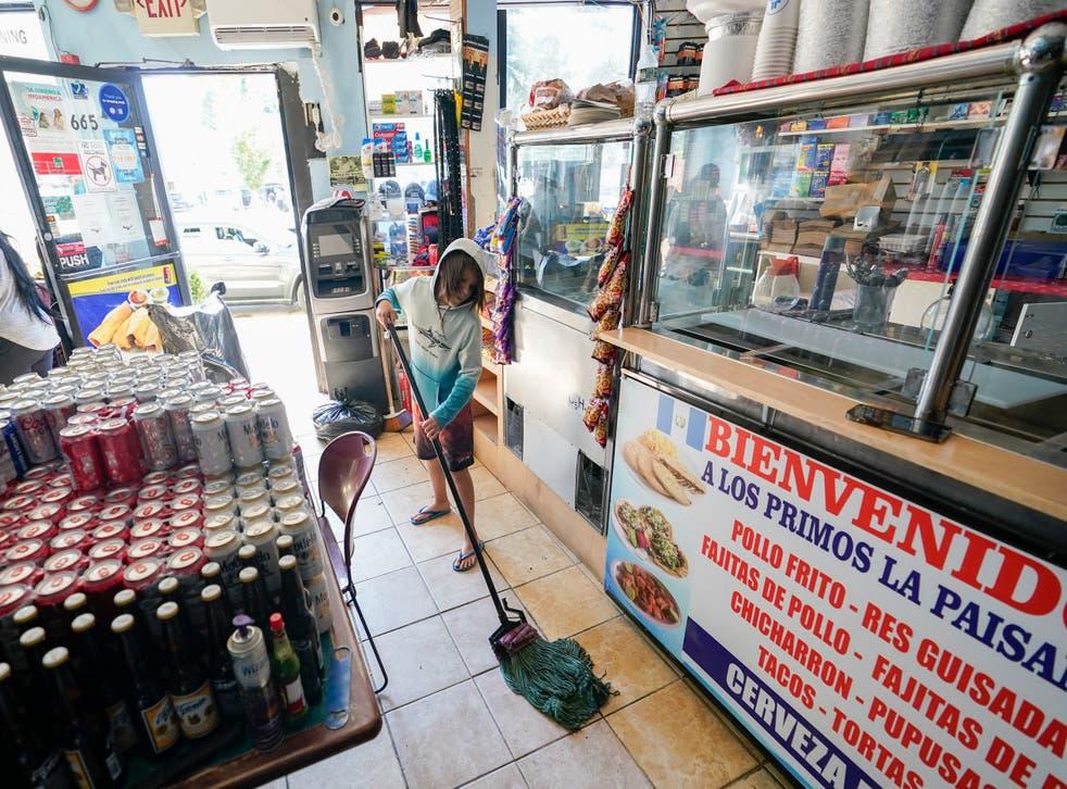 Hurricane Ida Small Business Uncertainty