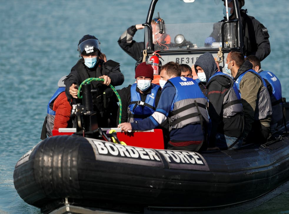 <p>Reports claimed that migrants arriving in the UK on small boats would be sent to Albania to have their asylum claims processed </p>