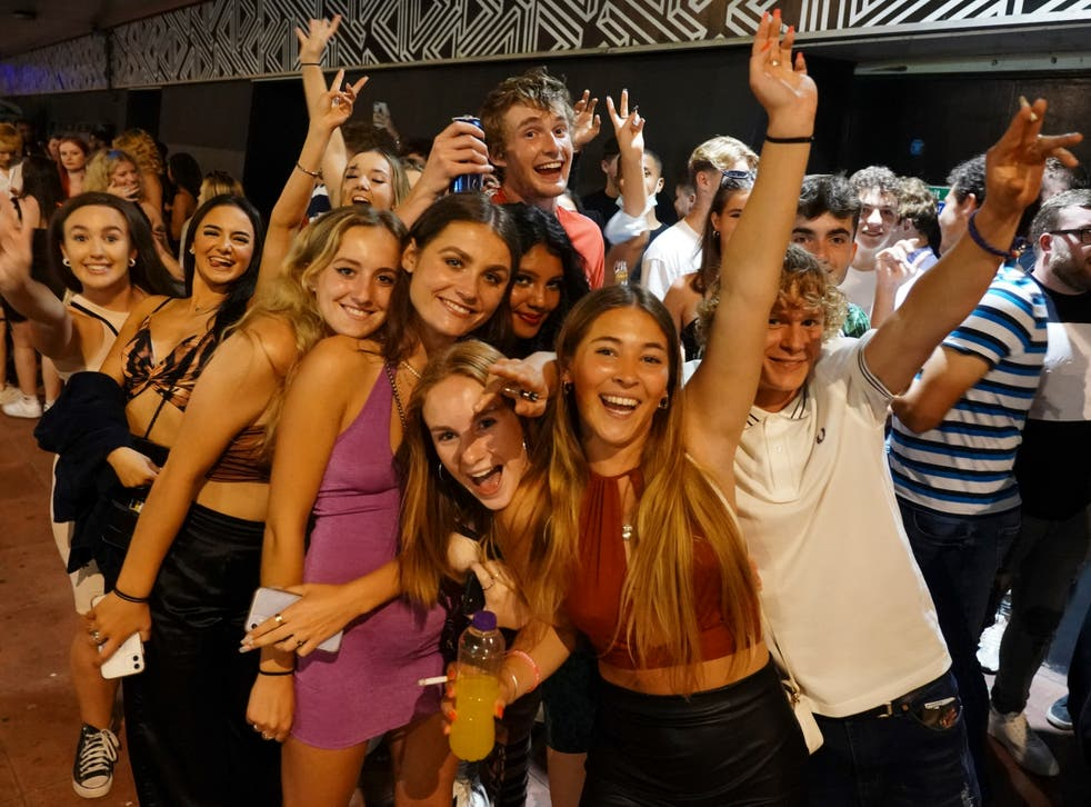 <p>From next month clubbers will need to have a QR code on their phones scanned </p>