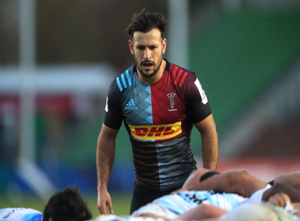 Danny Care supports the proposed World 12s competition (Adam Davy/PA)