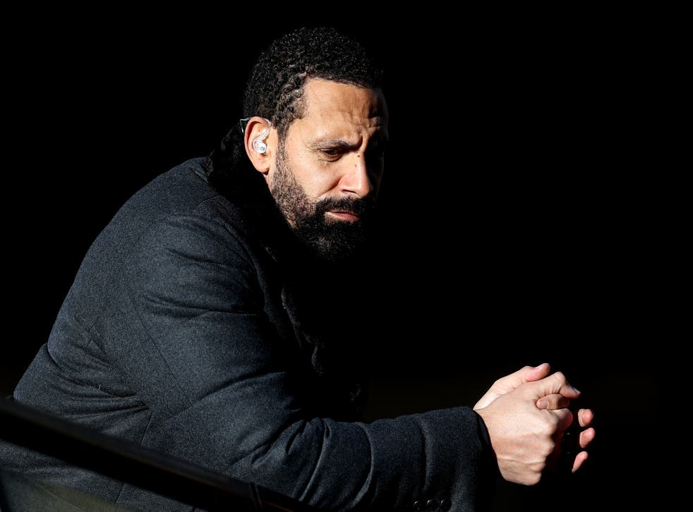 Rio Ferdinand believes teams will soon start to walk off if they experience racism (Carl Recine/PA)