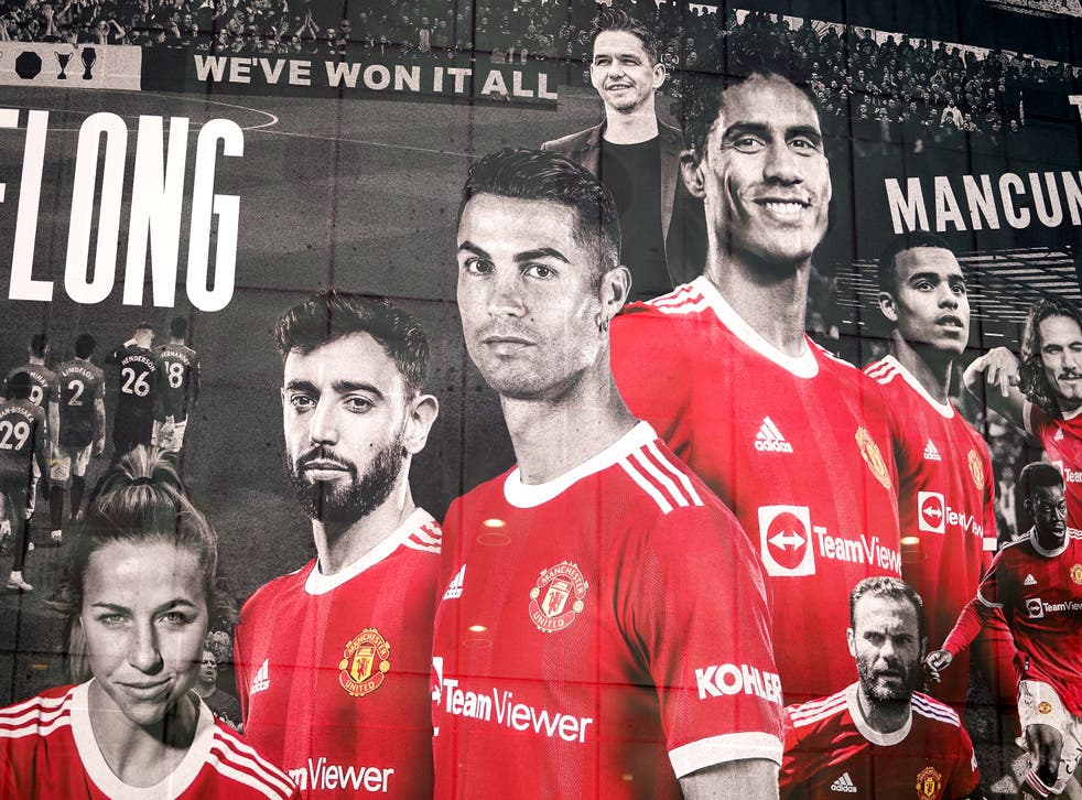 Cristiano Ronaldo is set for his second United debut against Newcastle (Martin Rickett/PA)