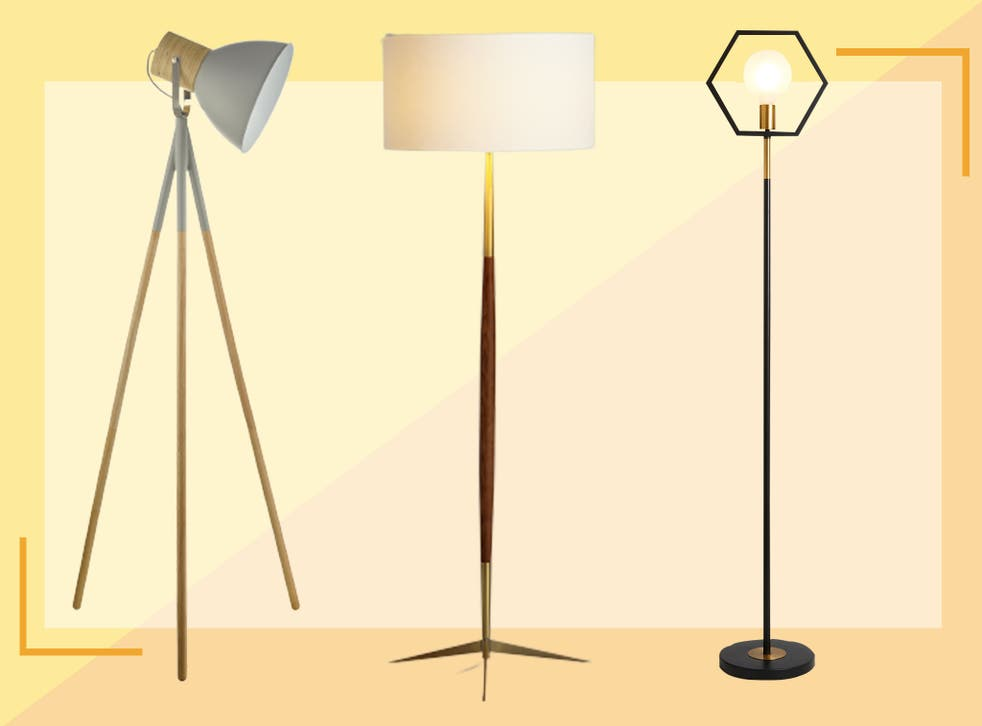 Best Floor Lamps 2021 From Tripod To, What Floor Lamp Gives Off The Most Light