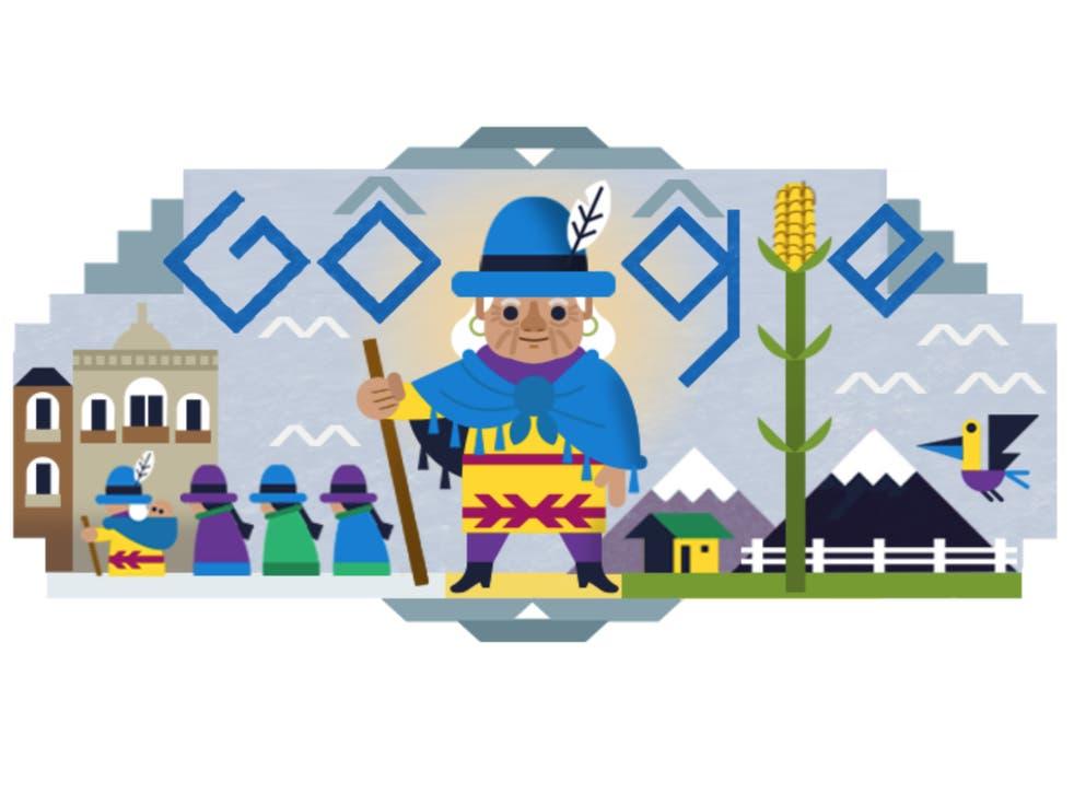 <p>En 1946 fundó la Federación Ecuatoriana de Indios</p>