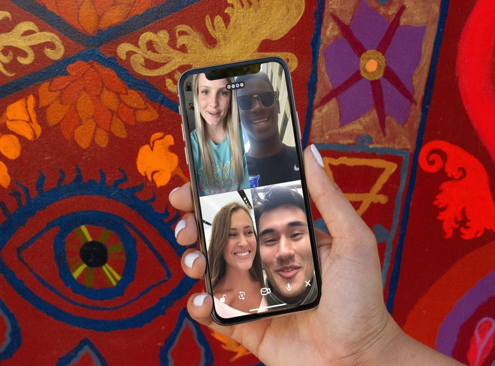 Owner Epic Games said it can no longer 'give the app or our community the attention that it deserves' (Houseparty/PA)
