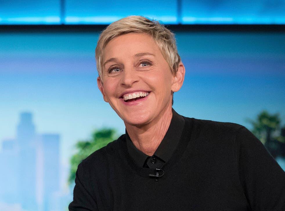 TV-Ellen DeGeneres