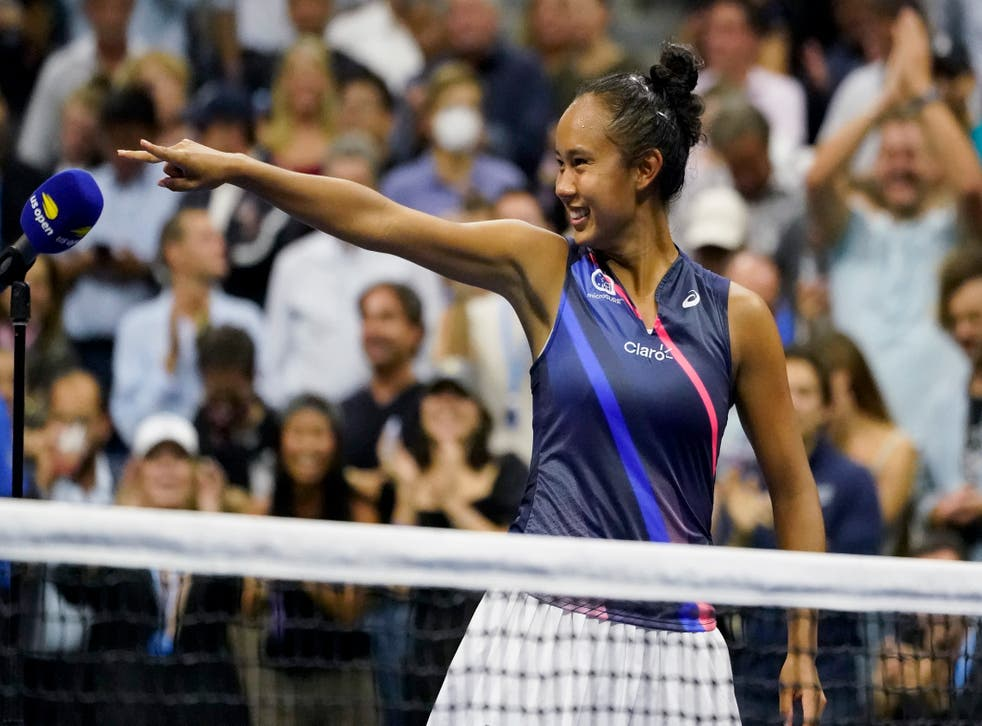 US OPEN-MUJERES