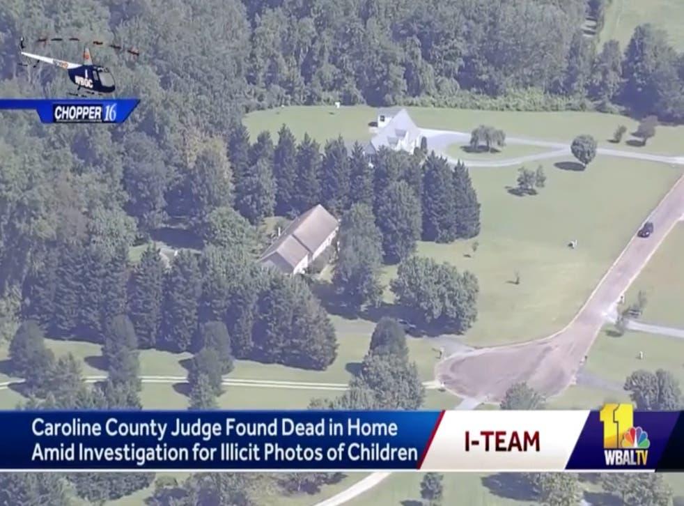 Judge Kills Himself Moments Before Arrest Due To Hidden