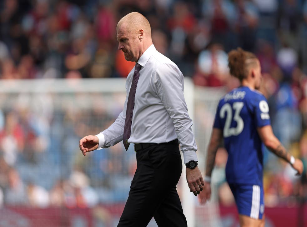"""Sean Dyche has praised the """"open-minded"""" approach of Burnley's new owners (Richard Sellers/PA)"""