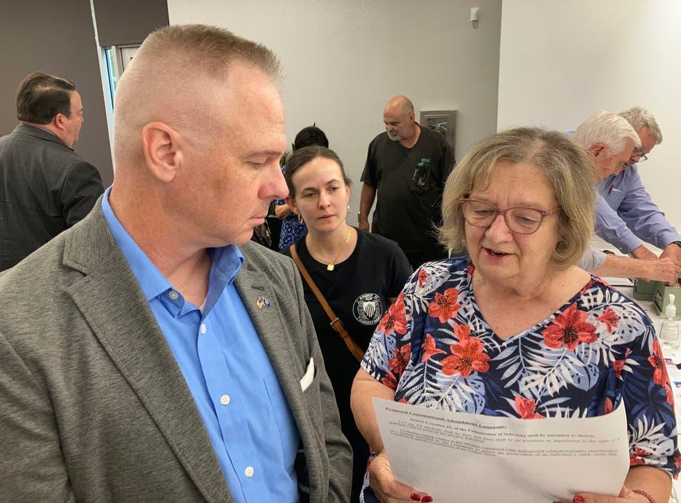Voter ID Nebraska