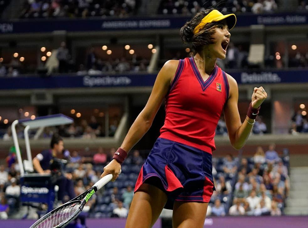 Tennis US Open British Television