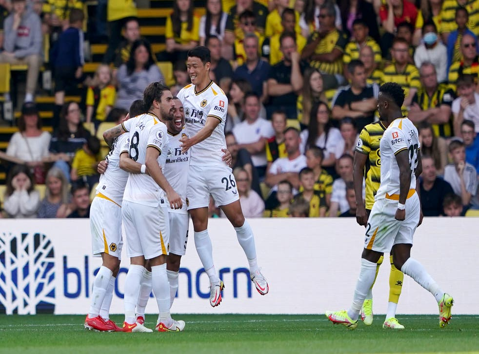 <p>Hwang Hee-chan scores on his Wolves debut</p>