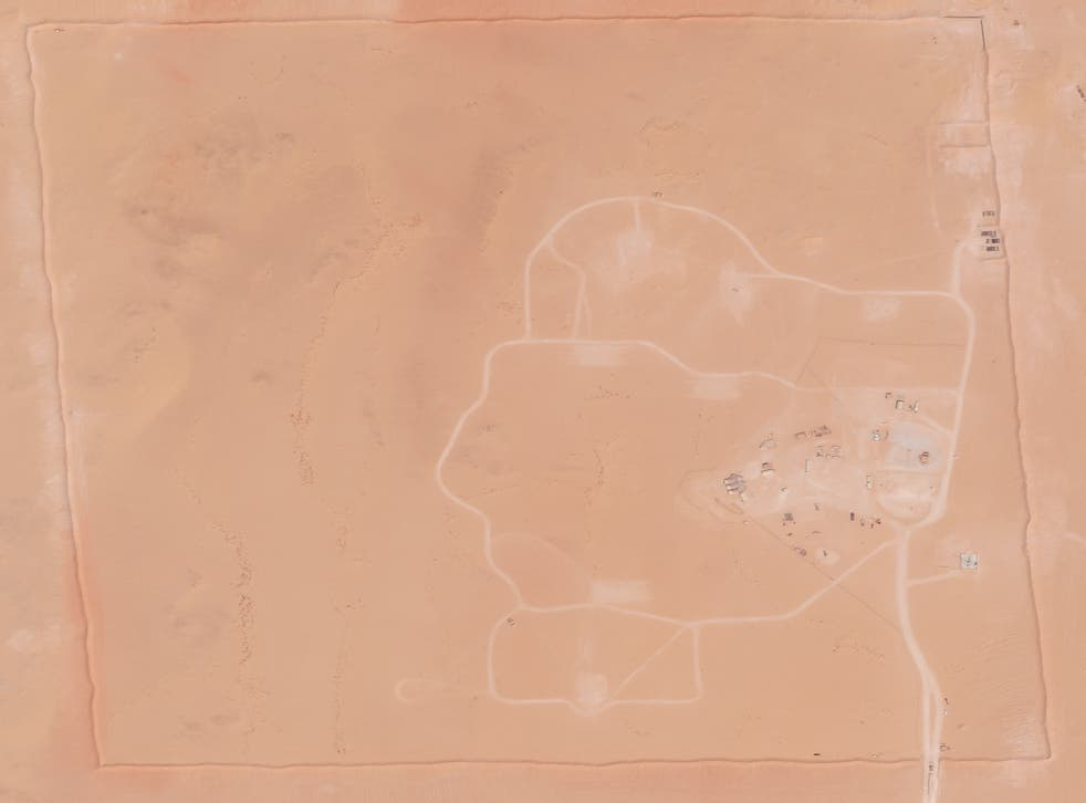 ARABIA SAUDÍ-EEUU-MISILES