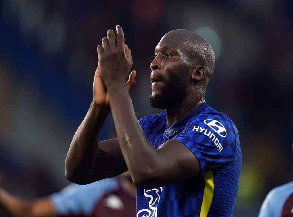 Romelu Lukaku starred in Chelsea's win (Adam Davy/PA)
