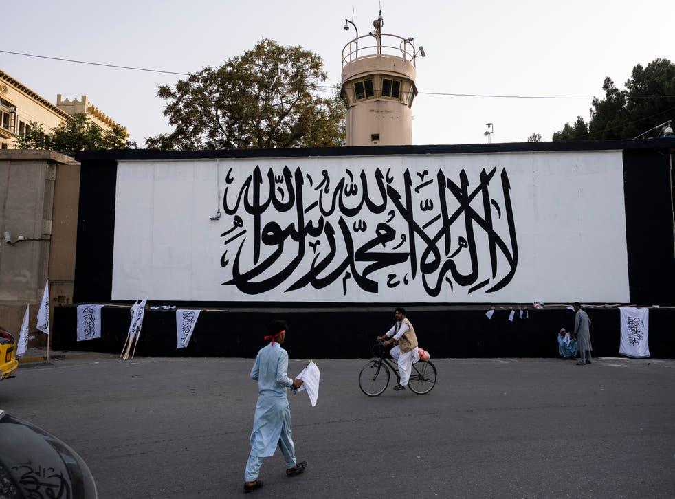 AFGANISTÁN-TALIBÁN