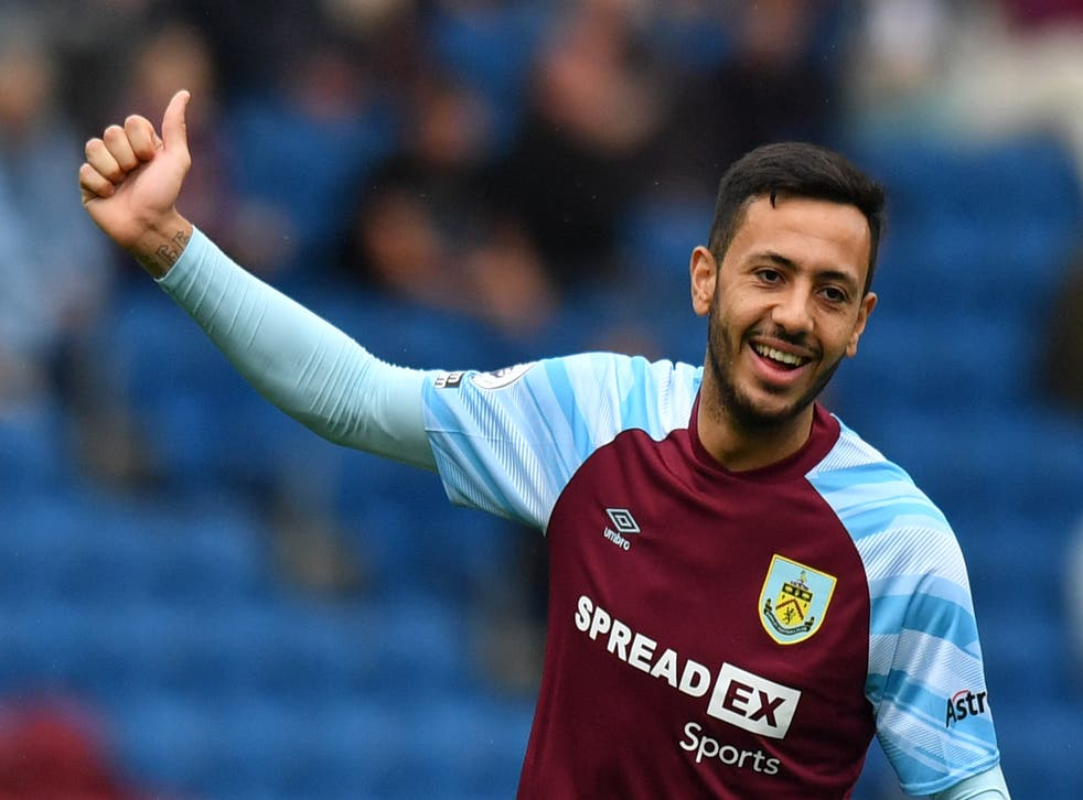 Sean Dyche says Burnley midfielder Dwight McNeil can continue to improve (Anthony Devlin/PA)