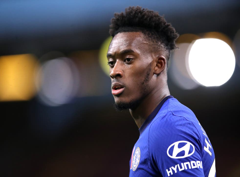 Thomas Tuchel has admitted he could not let Callum Hudson-Odoi, pictured, go on loan to Borussia Dortmund (Alex Pantling/PA)