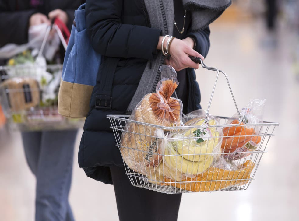 <p>Food for thought: supermarket prices are on the rise </p>