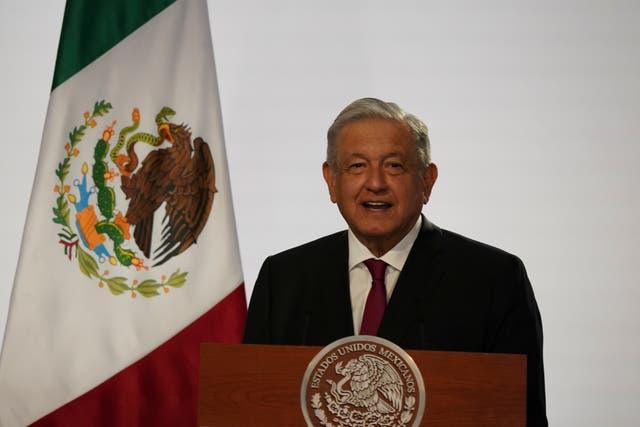 MÉXICO-LÓPEZ OBRADOR