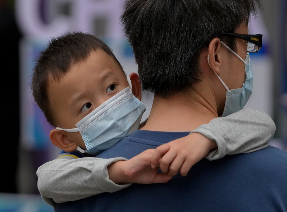 Virus Outbreak China Daily Life