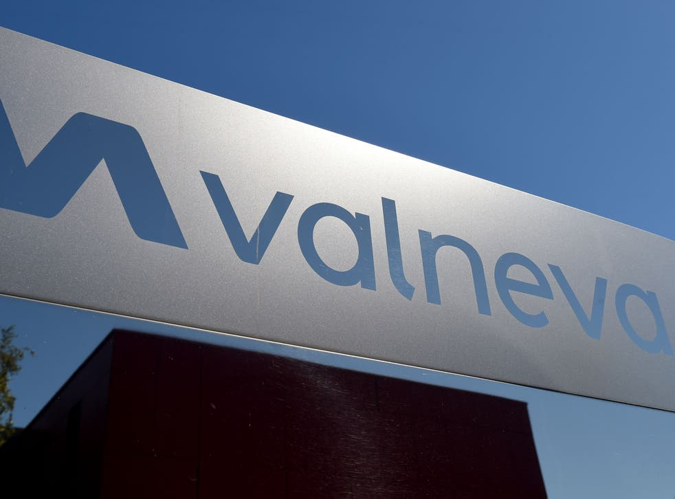 <p>The UK government has ended its Covid vaccine deal with Valneva</p>