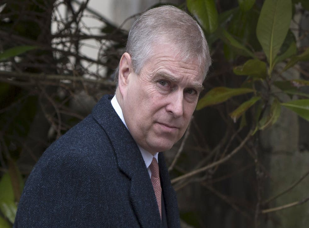 <p>Lawyers for the woman suing the Duke over sexual assault allegations have claimed to have served legal papers on him, according to a document filed in a New York court.</p>